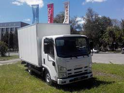 Новый изотермический грузовик ISUZU NLR 85