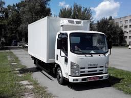 Новый изотермический грузовик ISUZU NMR85H