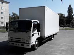 Новый изотермический грузовик ISUZU NQR90