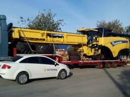 Новый комбайн New Holland CX 6090 с жаткой 7.3м
