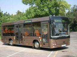 Новый междугородний автобус МАЗ-226068