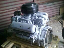 Новые двигатели ЯМЗ 236НК на тракторы Т-150К-09