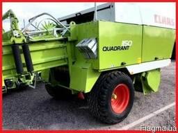 Новый Пресс-подборщик крупнопакующий Claas Quadrant 1150