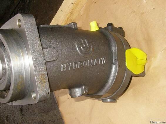 Новый регулируемый гидромотор Hydromatik А6V160HD