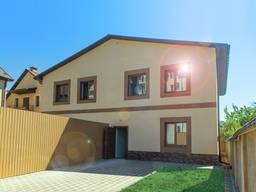 Новый современный дом в Авангарде