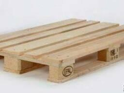 Новые деревянные европоддоны 1200х800