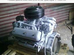 Двигатели ЯМЗ 236НК на тракторы Т-150К-09