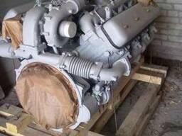 Новые двигатели ЯМЗ 238Д2 на самосвалы КрАЗ-65055