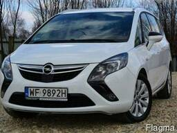 Новые и б/у запчасти Opel Zafira C разборка Опель зафира с