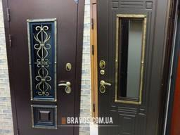 НОВЫЕ ПО ЦЕНЕ Б/У! Входные бронированные двери, входная стальная дверь
