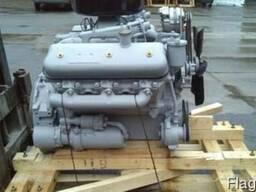 Новые судовые двигатели ЯМЗ 236М2
