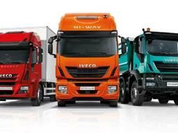 Новые запчасти на грузовики Iveco всех моделей