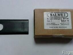 Нож косилки роторной (Balmet, Польша) упаковка