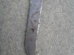 Нож культиватора КФКА-2.8 Г образный гребнеобразователь