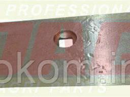 Нож поршня E17777 пресс-подборщика John Deere неподвижный
