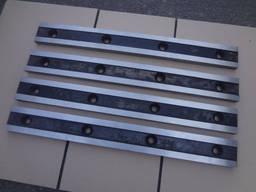 Ножи гильотинные изготовление