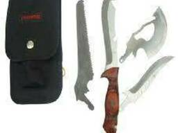 Ножи туристические, со сменным лезвием-туристический набор