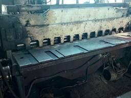 Ножницы гильотинные Н3116, 4х2000мм