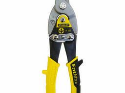 Ножницы по листовому металлу прямые, L= 250 мм Stanley. ..