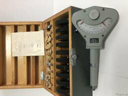 Нутромер Carl Zeiss НИ 19-30 ц. д. 0,002 мм с кольцами