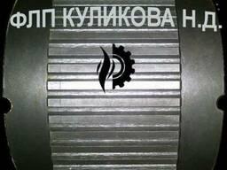 Обечайка ролика гранулятора ОГМ -1,5 190х82мм нарез,перф