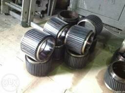 Обечайки для грануляторов ОГМ1. 5 ОГМ0, 8, производство