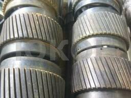 Обечайки роликов 190, 195, 200, 205, 210 к гранулятору ОГМ 1, 5