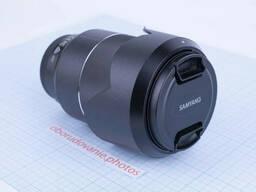 Объектив Samyang AF 35mm F1.4 (для Sony)