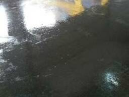 Обеспыленный бетонный пол