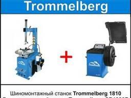 Обладнання для шиномонтажа Trommelberg