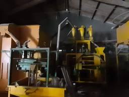 Обладнання по переробці зернових та гречки