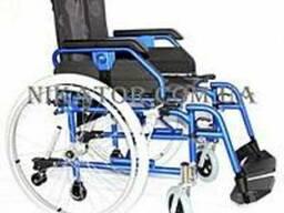Облегченная инвалидная коляска LIGHT III