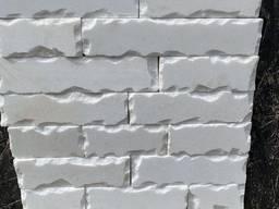 Облицовочная плиточка из белого мрамора Thassos (Тассос)