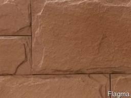Облицювальний камінь Сланец Капучіно