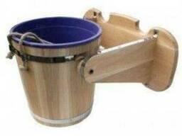 Обливное устройство «Водопад» - 15 литров (с пластмассовой в