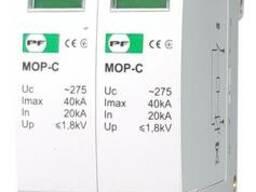 Обмежувач перенапруги MOP2-C 275/20