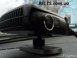 Обогреватель для авто вентилятор 12V