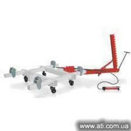 Оборудование для автосервиса, кузовной стапель