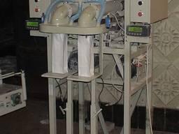 Оборудование для фасовки муки, линия. Шнековый фасовочный д