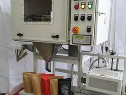 Оборудование для фасовки в готовый пакет Дой-Пак, Гассет.