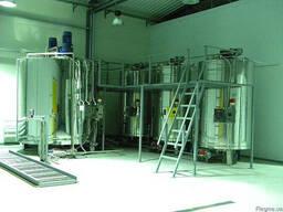 Оборудование для гомогенизации фасовки и переработки меда