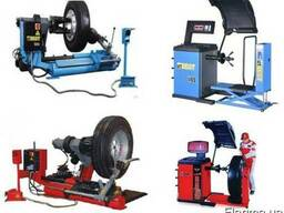 Оборудование для грузового шиномонтажа | Грузовой шиномонтаж