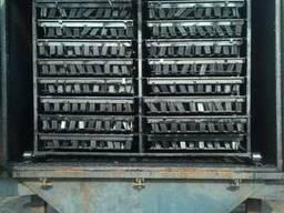 Оборудование для изготовления древесного угля (Риторта)
