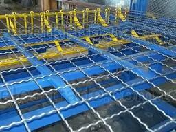 Оборудование для изготовления канилированной сетки