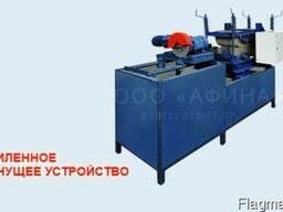 Оборудование для изготовления композитной арматуры.