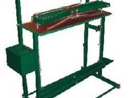Оборудование для изготовления одежных пакетов