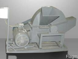 Оборудование для измельчения древесных отходов