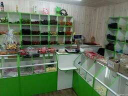 Оборудование для магазина сухофруктов