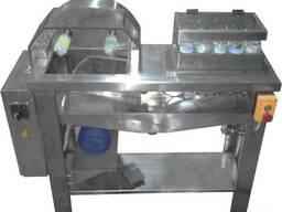 Оборудование для мытья бутылок с ершами