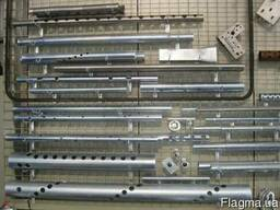 Оборудование для обработки труб Тайвань